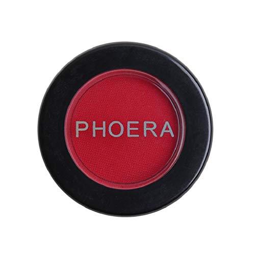 AckfulPHOERA Cosmetic Matte Eyeshadow Cream Eye Shadow Makeup Cosmetic ()