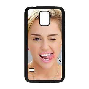 Beautiful outgoing Shining girl Cell Phone Case for Samsung Galaxy S5 Kimberly Kurzendoerfer