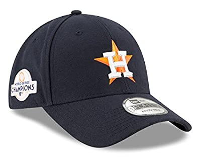 Houston Astros New Era MLB 9Forty 2017 World Series Champions Side Patch Hat