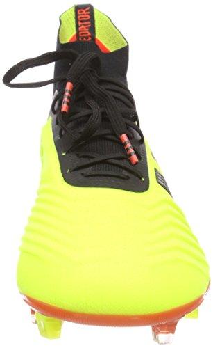 Homme Amasol de FG Predator Rojsol Jaune 1 18 Chaussures Negbás adidas Football 000 z0XOqt