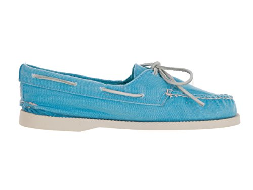 Sperry Top-Sider Womens A/O 2-Eye Washed Mint
