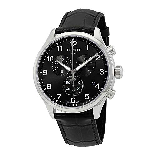 (Tissot Men's Chrono XL - T1166171605700 Black One Size)