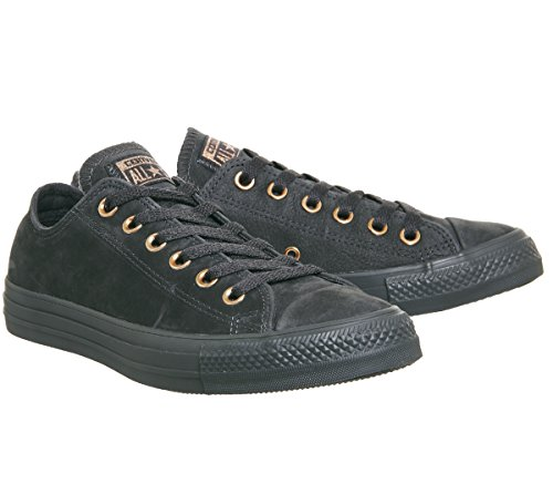 Erwachsene Taylor Star Gold Converse Almost Unisex Mono Chuck Rose All Sneaker Ox Black Exclusive fw5qA0