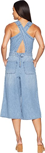 Lucky Brand Women's Culotte Jumpsuit in Garford Garford Large by Lucky Brand (Image #2)