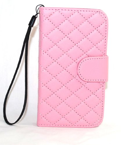 quilted clasp wallet - 8