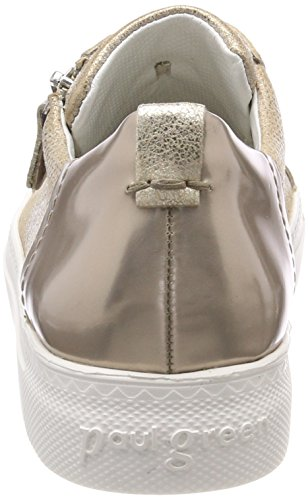 Rosewood Para oro Zapatillas 192 oro cracked Mujer Paul Brush Green Multicolor rosewood M M qwx8OBX7F