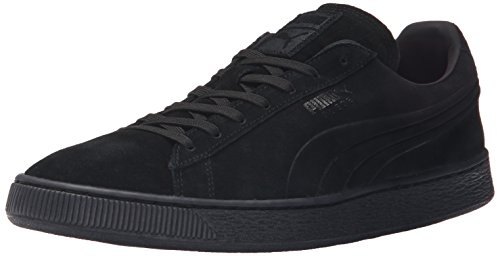 Puma Men's Suede Emboss Iced Fashion Sneakers Black discount cheap online discount fashionable free shipping in China buy cheap really the cheapest cheap price ESvGB6X