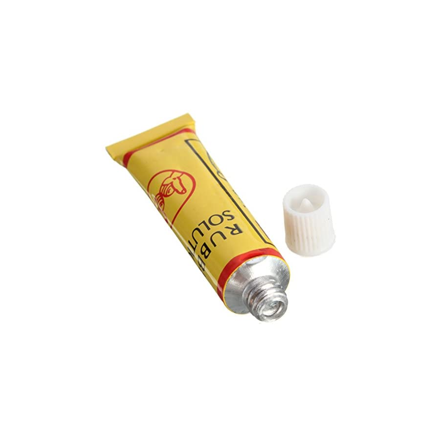 Supershopping 10g Bike Bicycle Cycling Tire Tyre Repair Tube Glue