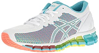 pas mal bb90a 76460 ASICS Women's Gel-Quantum 360 cm Running Shoe, White/Snow ...