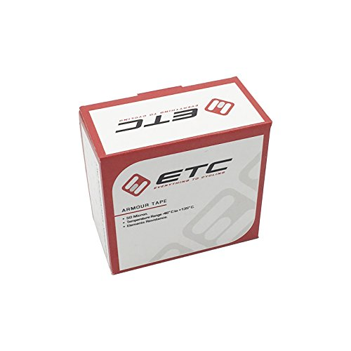 ETC Helicopter Clear Bike Frame Protection Tape - 20 Metres by ETC (Image #1)