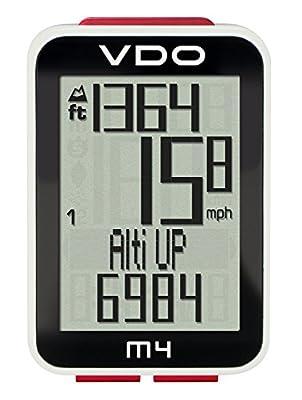 VDO M4 Wireless Cycling Computer 2016