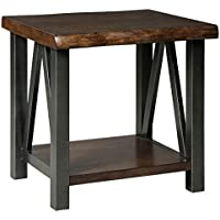 Signature Design by Ashley T815-3 Esmarina Chair Side End Table