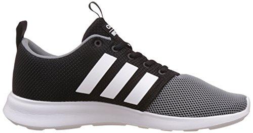 Gris Chaussures Course Noir Pour Swift Blanc Racer Cloudfoam De Adidas Homme 6WgUAcq