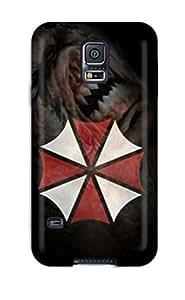 New Tpu Hard Case Premium Galaxy S5 Skin Case Cover(umbrella Corporation)