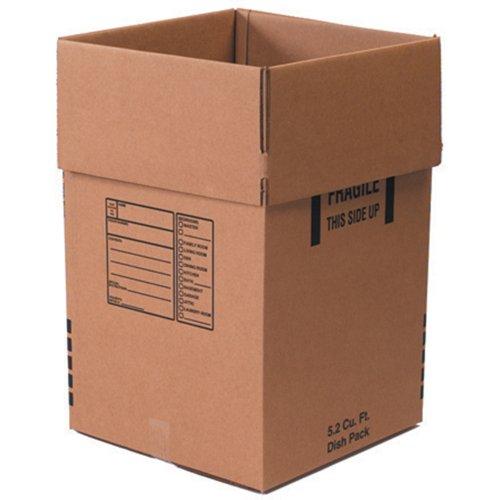 - Aviditi 181828DISH Dish Pack Box, 18