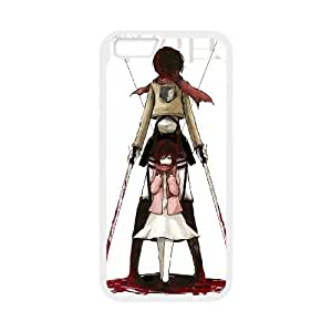 Attack On Titan iPhone 6 4.7 Inch Cell Phone Case White Gift xxy_9854522