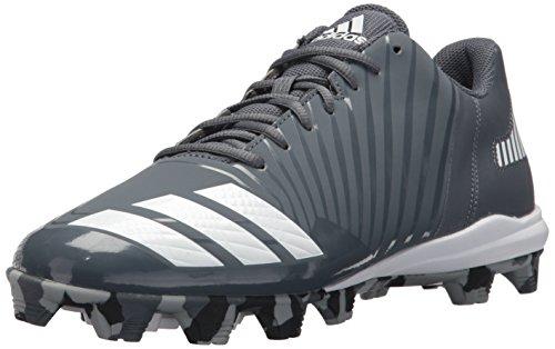 Adidas Menns Freak X Karbon Midten Baseball Sko, Onix, Ftwr Hvit, Lys Grå, 6,5 M Oss