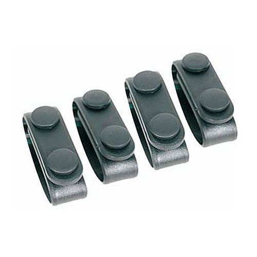 BLACKHAWK! Molded Belt Keepers (4-Pack)
