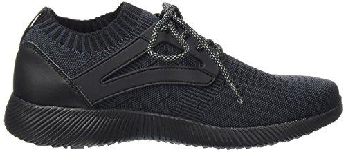 Dockers Schwarz EU Noir Sneakers 40 Black 42li009 by 100 Gerli Homme Schwarz Schwarz 700100 100 Basses r1wr8Raq