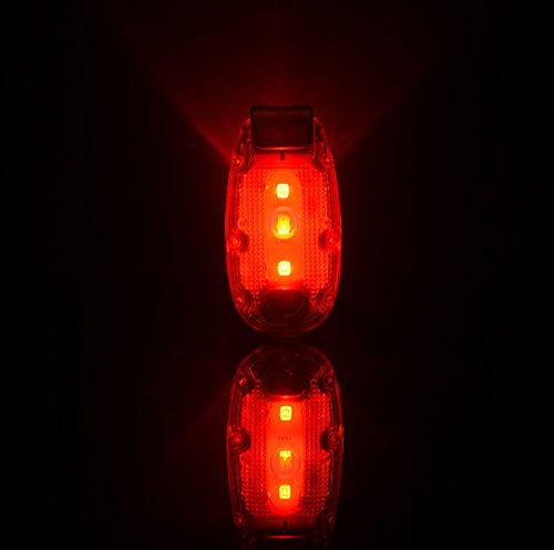 raniaco 2 pack led safety flashing lights for running dog import it all. Black Bedroom Furniture Sets. Home Design Ideas