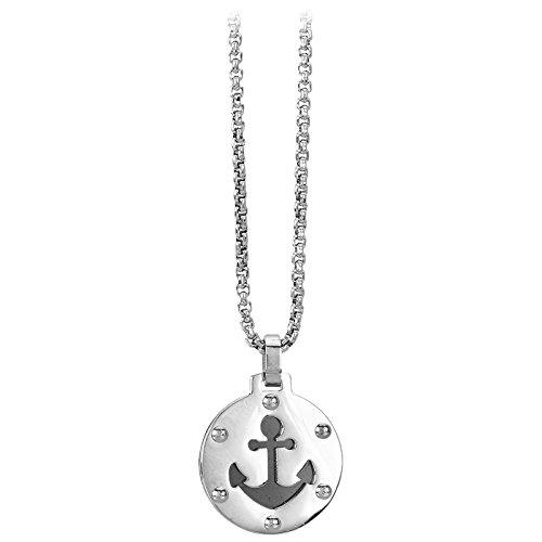 4d191c025219 Envio gratis 2Jewels marina ancla cadena incluido colgante de acero  inoxidable cerámica 50 cm 251390