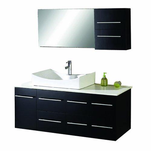 Modern Bath Vanity Set - 6