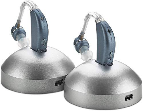 Digital Hearing Amplifier Pair