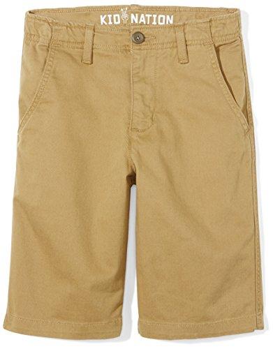 Tan Boys Shorts - 2