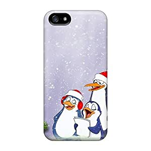 Snap-on Sing Around The Christmas Tree Case Cover Skin Compatible With Iphone 5/5s