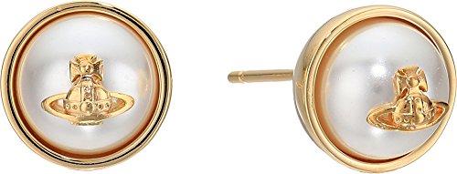 Vivienne Westwood Women's Olga Earrings Pearl One ()