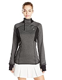 HEAD Women's Rib It 1/2 Zip