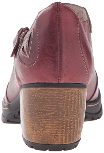 Jambu Womens Waywood Dress Pump Deep Red