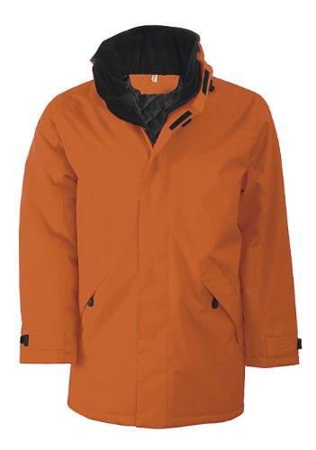 Kariban Parka Orange Kariban Orange Orange noir Orange Parka Parka noir Kariban Parka Kariban noir UzrA0Uqx