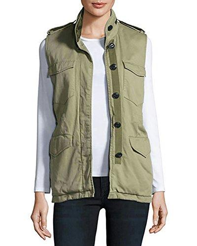 Rag & Bone Cotton Vest - 1
