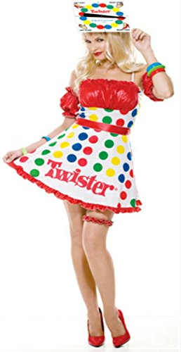Sexy  (Twister Costume Men)