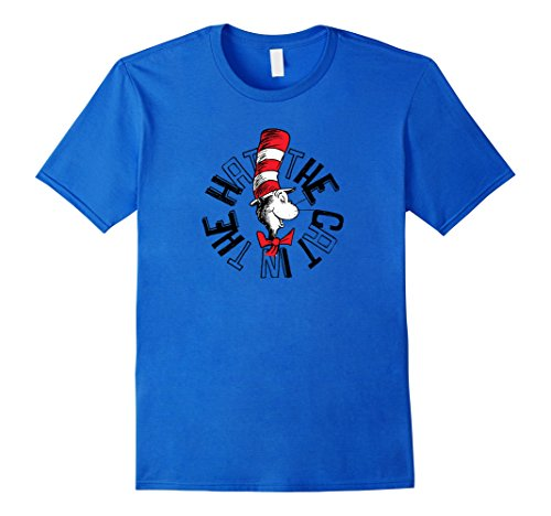 Dr. Seuss The Cat in the Hat Circle (Cat In The Hat Clothing)