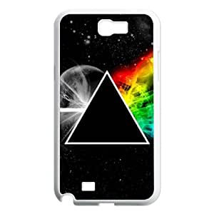 Samsung Galaxy N2 7100 Cell Phone Case White Pink Floyd KUH Personalized Protective Cell Phone Case
