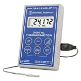 CONTROL 6413 Thermometer, -148 to 392 Degree F, USB