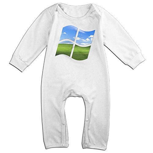 Price comparison product image ALIPAPA Baby's Microsoft Long Sleeved Tee Size 24 Months