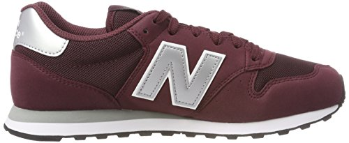 Rouge Gm500v1 Baskets Burgundy New Homme Balance q6n1wxCxW