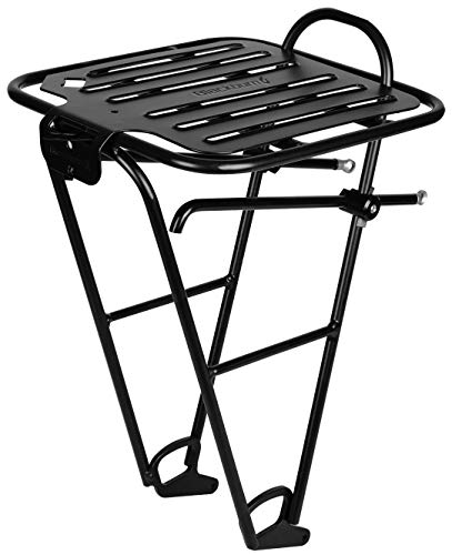 Blackburn Bootlegger Front Rack Black, One Size