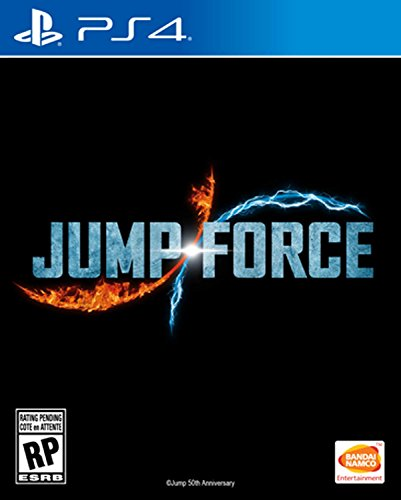 41JjArK0TkL - Jump Force - PlayStation 4 Collector's Edition