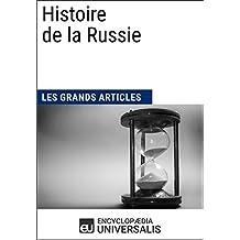 Histoire de la Russie (French Edition)