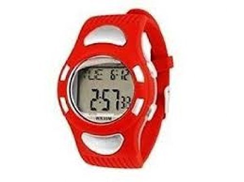 Heart Watch Monitor Rate Pro (Bowflex EZ Pro Heart Rate Monitor Watch, Red)