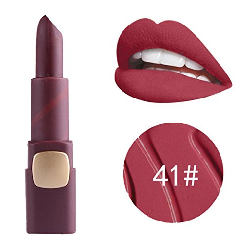 Fullfun MISS ROSE Professional Matt Lipstick Makeup, Long Lasting