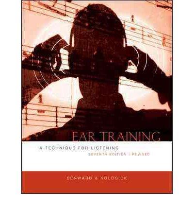 Ear Training (Hardback) - Common