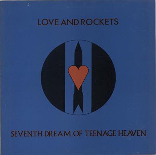 Seventh Dream Of Teenage Heaven - Embossed Gatefold (Love And Rockets Seventh Dream Of Teenage Heaven)
