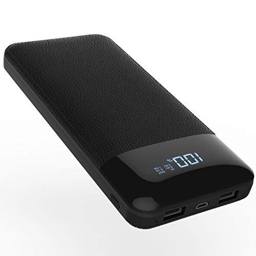 Todamay Power Bank 24000mAh Portable Charger External Batter