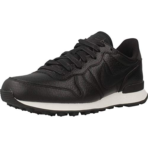 summit 016 Scarpe Nike Donna black White Fitness bianco Prm nero W Nero black Da Internationalist w6x6gq7