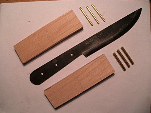 Jeff White French Trade Knife Blank & Handle Kit
